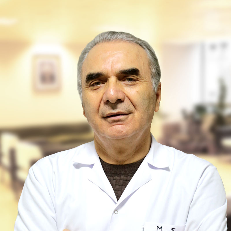 Uzm. Dr. Mağruf Selimoğlu